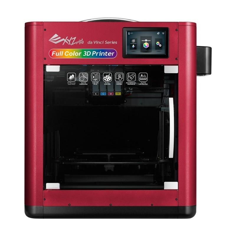 3D tlačiareň XYZprinting da Vinci Color