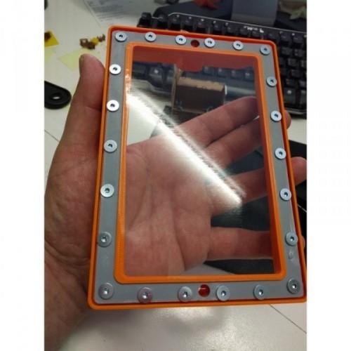 Premenlivý list FEP 50HD optická kvalita - pre 5,5 DLP 3D tlačiareň