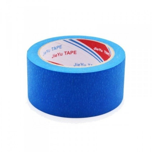 Modrá lepiaca termo páska 48 mm x 30 m