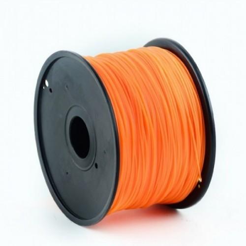 GEMBIRD Náplň 3D 100mm ABS/1.75mm/1kg Oranžová