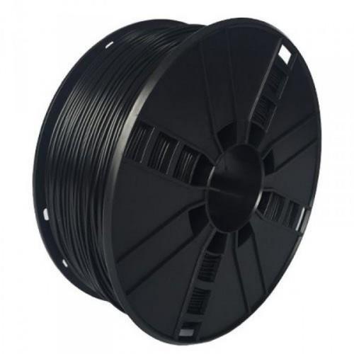 GEMBIRD Náplň 3D TPE 1.75mm/1kg Čierna