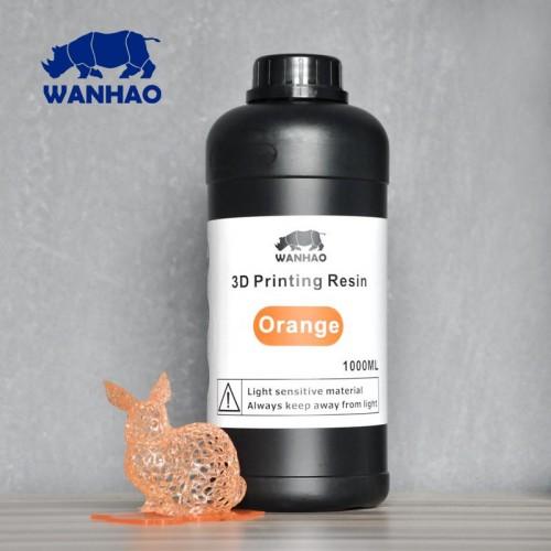 Živica/Resin Wanhao UV Oranžová - 1000ml