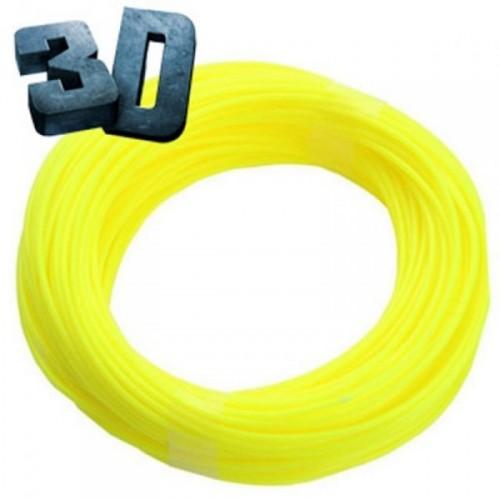 Nápln ABS pre 3D pero žltá 1.75mm