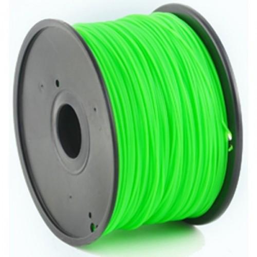 GEMBIRD Náplň 3D 100mm PLA 1.75mm 1kg zelená