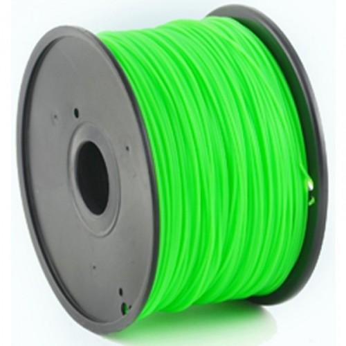 GEMBIRD Náplň 3D 100mm ABS 1.75mm 1kg zelená