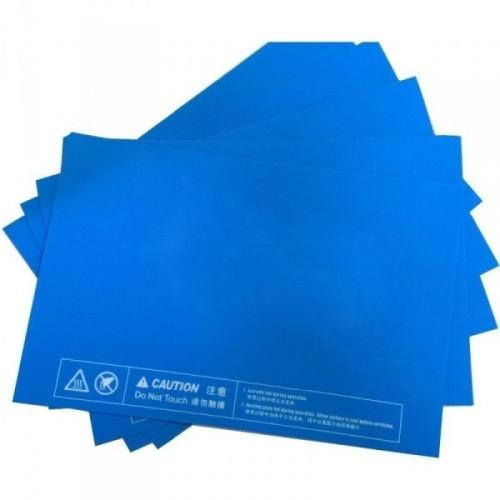 Modrá samolepka 220 x 220 mm