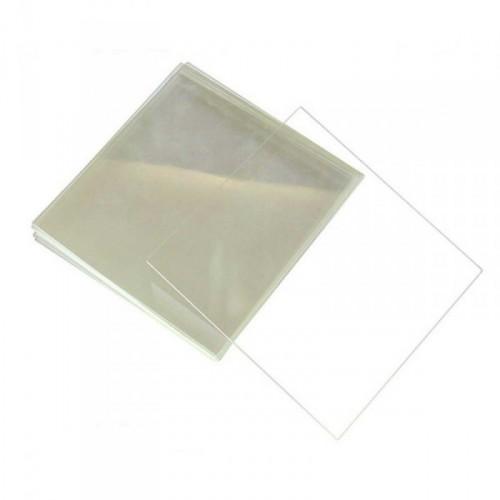 Borosilikátová sklenená podložka MK2