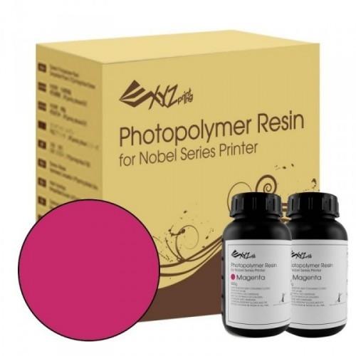 Živica pre XYZ Nobel/resin fialová farba, 2 fľaše (2 x 500ml)