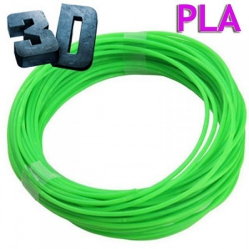 Nápln PLA pre 3D pero zelená 1.75mm