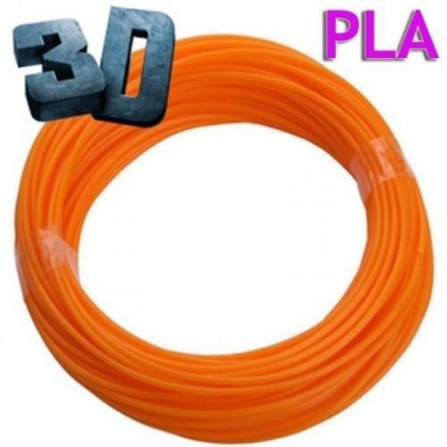 Nápln PLA pre 3D pero oranžová 1.75mm