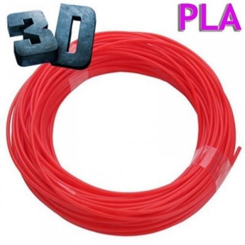 Nápln PLA pre 3D pero červená 1.75mm