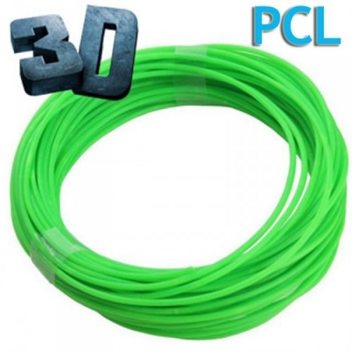 Nápln PCL pre 3D pero zelená 1.75mm