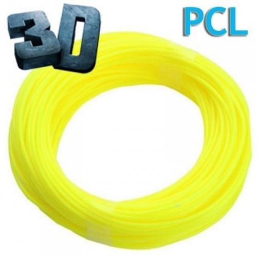 Nápln PCL pre 3D pero žltá 1.75mm